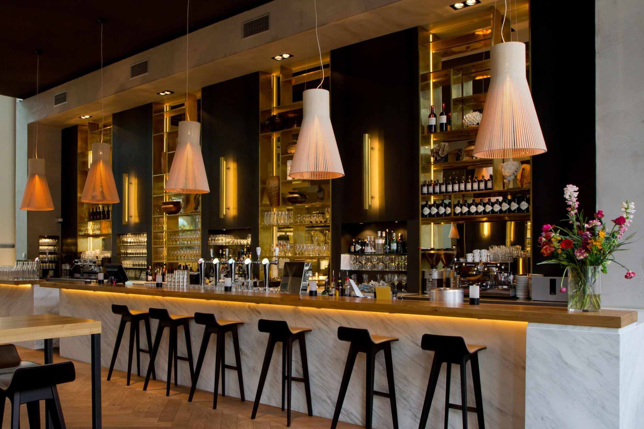 Spiksplinternieuw Café-restaurant de Plantage | TunnelmaDesign KV-42