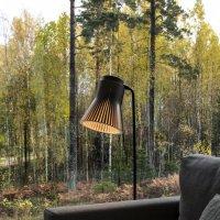 Petite 4610 vloerlamp van TunnelmaDesign en Secto Design