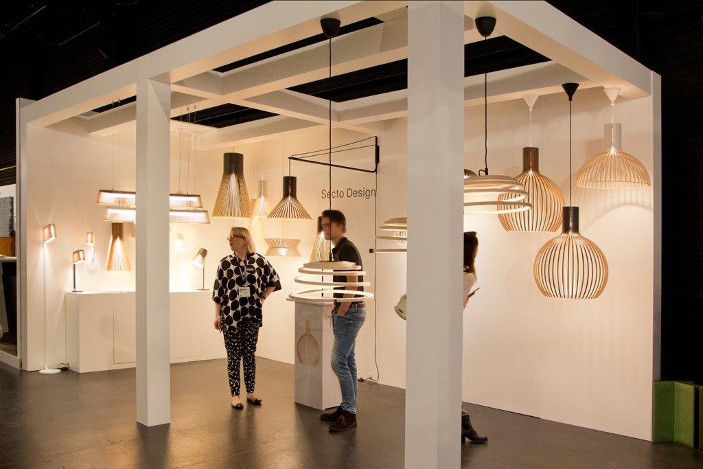 TunnelmaDesign met Secto Design op Design District