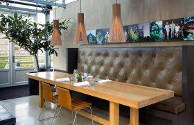 Secto 4200 in noten in Restaurant Kwekerij De Kas Amsterdam