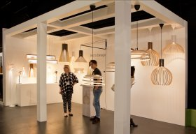 TunnelmaDesign met Secto Design op Design District
